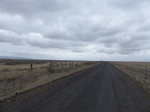 151 Acre Pasture Meadow For Sale : Burns : Harney County : Oregon