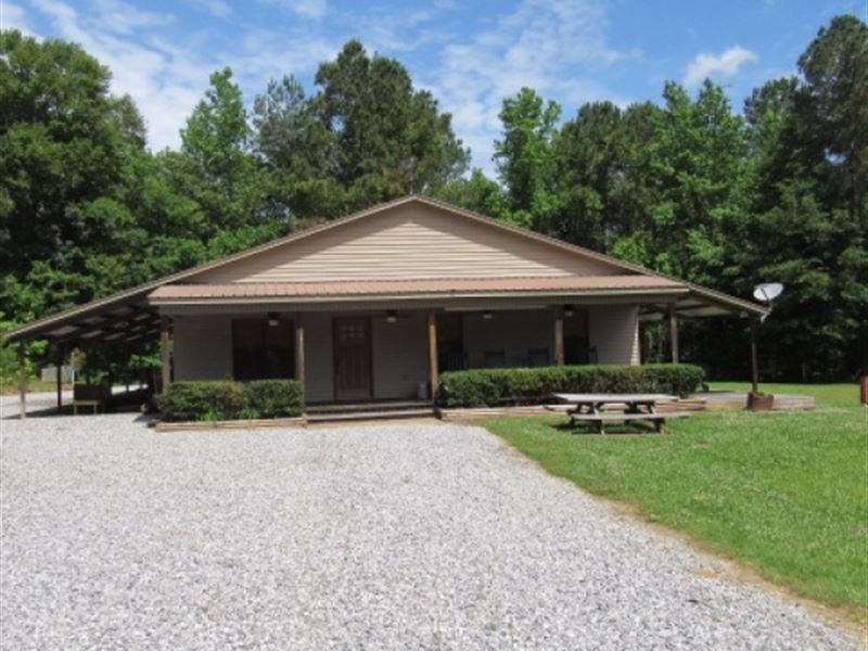 Cabin-Creek-Pond-Hardwoods : Roxie : Franklin County : Mississippi