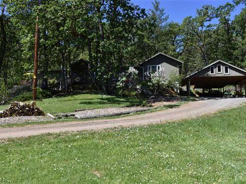 Raleigh Drive Ranch : Winston : Douglas County : Oregon