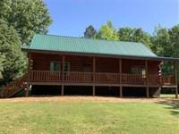 3 Bedroom Turn Key Cabin And 53 Ac : Big Sandy : Benton County : Tennessee