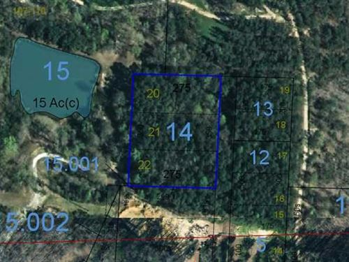 Large Residential Lot in Eufaula : Eufaula : Barbour County : Alabama