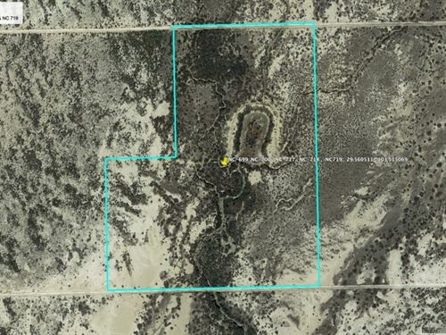 25 Acres In The North Corozone Regi : Alpine : Brewster County : Texas