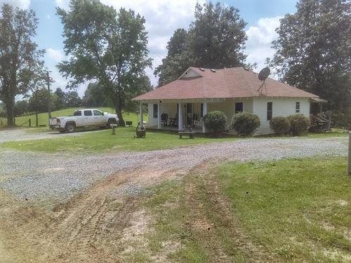 Cattle Farm Clay County : Crockett : Clay County : Arkansas