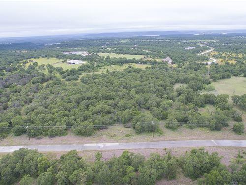 Gordon TX 3.916 Acres 7R Ranch : Gordon : Palo Pinto County : Texas