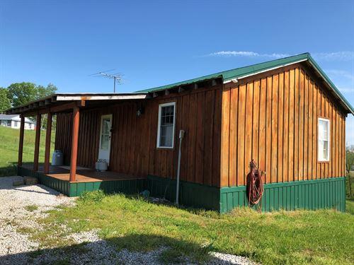 Monroe County Hunting Cabin : Beallsville : Monroe County : Ohio