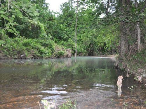 Oklahoma Hunting Land Sardis : Albion : Pushmataha County : Oklahoma