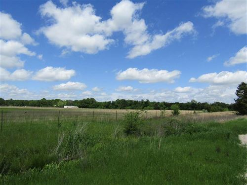 Land Awaits Bring Your House Plans : Sumner : Lamar County : Texas