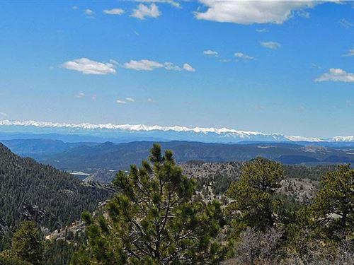 Next To Government Land : Cripple Creek : Teller County : Colorado