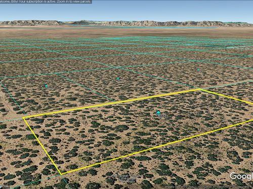 5 Acres Near Van Horn Tx : Van Horn : Culberson County : Texas