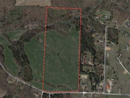 39.5 Acres on Smith Road, Kannapol : Kannapolis : Rowan County : North Carolina