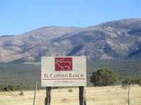 Las Tablas Ranch : Capitan : Lincoln County : New Mexico