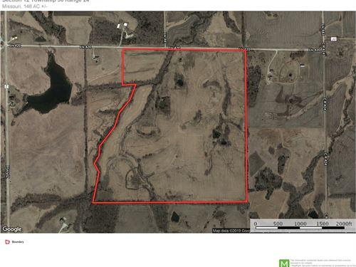 Farm For Sale : Chillicothe : Livingston County : Missouri