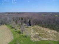 Rare Chance to Own 83 Acres Scenic : Cedarburg : Ozaukee County : Wisconsin