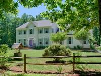 Uphill Bed & Breakfast : Gordonsville : Orange County : Virginia