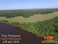211.1 Acres Borders Boeuf Wma : Columbia : Caldwell Parish : Louisiana