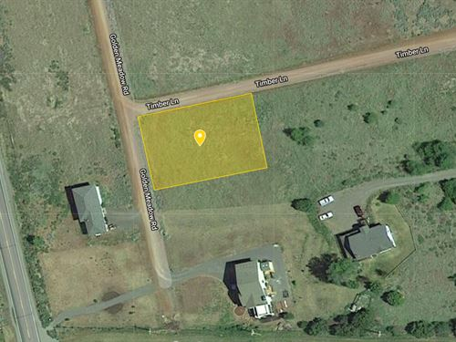 Oregon Resort Land for Sale : LANDFLIP