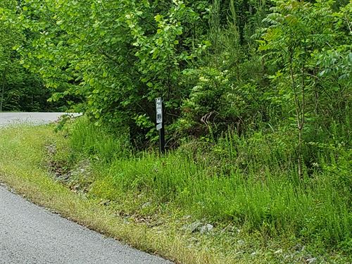 1 Acre Building Lot In Rock Harbor : New Tazewell : Claiborne County : Tennessee