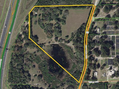 Sr 429 Beltway Land : Apopka : Orange County : Florida
