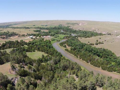 Niobrara Estate And Range : Cody : Cherry County : Nebraska