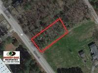 .4 Acres of Residential Land : Woodland : Northampton County : North Carolina