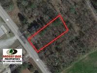 .45 Acres of Residential Land : Woodland : Northampton County : North Carolina
