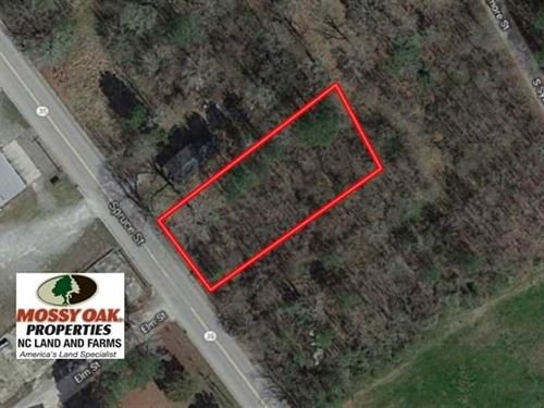 .45 Acres of Residential Land For : Woodland : Northampton County : North Carolina