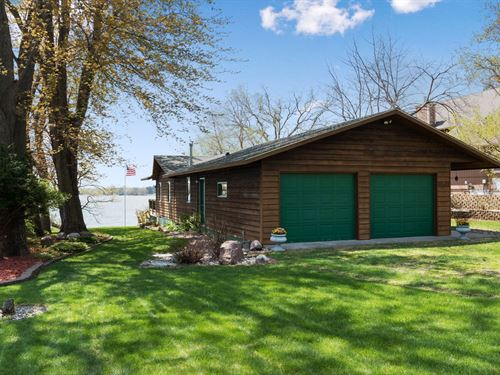 Annandale MN Lakefront Home : Annandale : Wright County : Minnesota