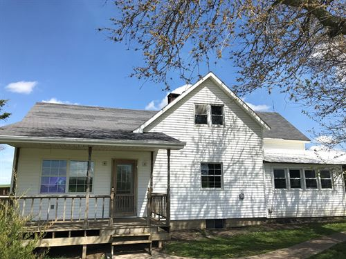 Country Home 16 Acres Mercer County : Princeton : Mercer County : Missouri