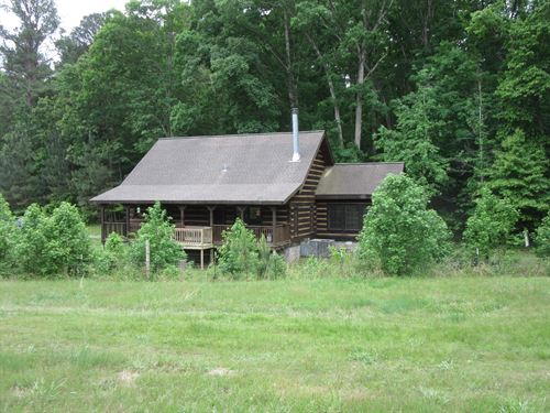 Log Home Lake Access 15.2 ac Horse : New Concord : Calloway County : Kentucky
