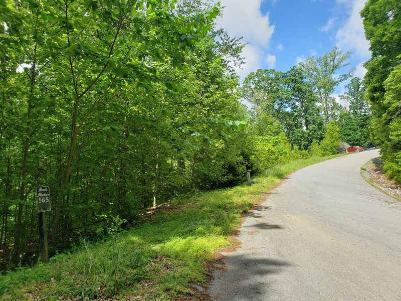 1+ Acre Lot In Rock Harbor : New Tazewell : Claiborne County : Tennessee