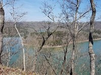 Views Of Norris Lake : Bean Station : Hancock County : Tennessee