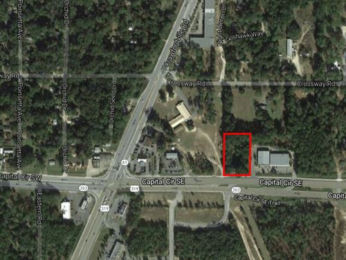 Industrial Lot : Tallahassee : Leon County : Florida