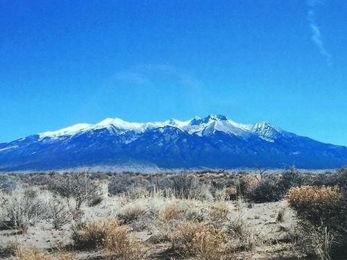 2.5 Acres San Luis Valley Homesite : Alamosa : Colorado