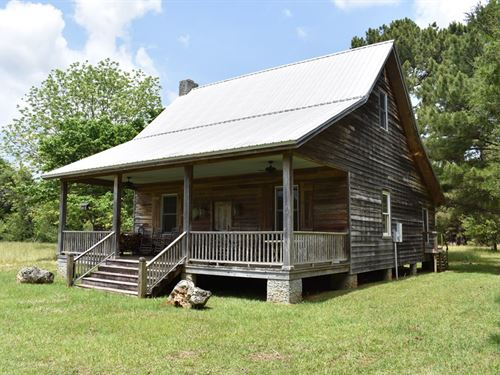 21-010 Brooklyn Plantation : Evergreen : Conecuh County : Alabama