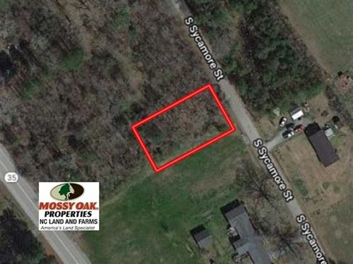 .33 Acres of Residential Land For : Woodland : Northampton County : North Carolina