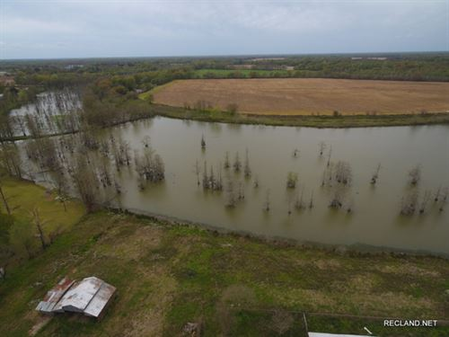 160 Ac, Recreational Tract For Lar : Rayville : Richland Parish : Louisiana