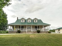 Tennessee Farm in Lewis County : Hohenwald : Lewis County : Tennessee