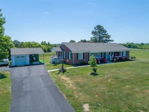 Country Living Buggs Island Lake : Buffalo Junction : Mecklenburg County : Virginia