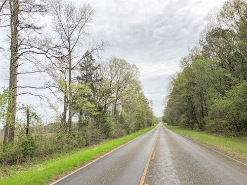 114 Acres Fm 130 Tract 1015 : Hughes Springs : Cass County : Texas