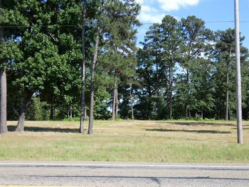 1.5 Acres Commercial, Residential : Hawkins : Wood County : Texas
