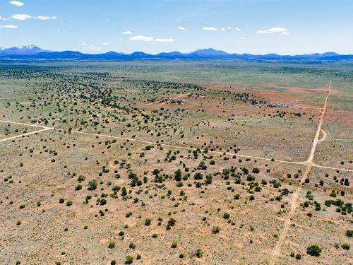 Rv Friendly Property : Williams : Coconino County : Arizona