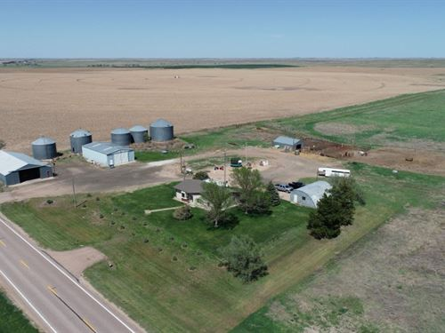 Wallace Country Acreage : Wallace : Lincoln County : Nebraska