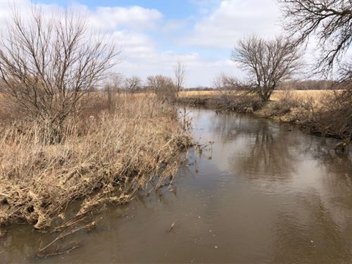 Silver Creek Wildlife Tract 1 : Silver Creek : Nance County : Nebraska