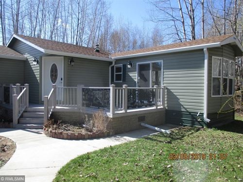 Park Model Home Cabin 20 + Acres : Willow River : Pine County : Minnesota