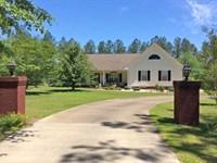 Honeysuckle Creek Ln House : Andalusia : Covington County : Alabama