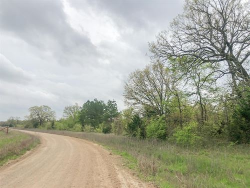 699 Acres Cr 4640 Tract 1002 : Avery : Red River County : Texas