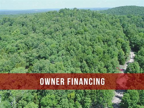 $500 Down On 5+ Acres : Ava : Douglas County : Missouri