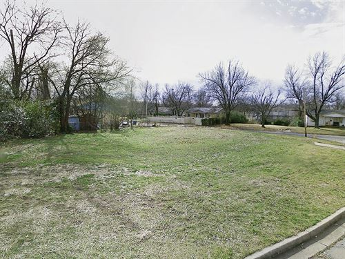 .17 Acre Lot North Of Tulsa : Tulsa : Oklahoma