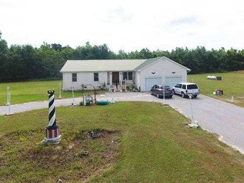 47.77 Acres of Residential Farm an : Maxton : Robeson County : North Carolina
