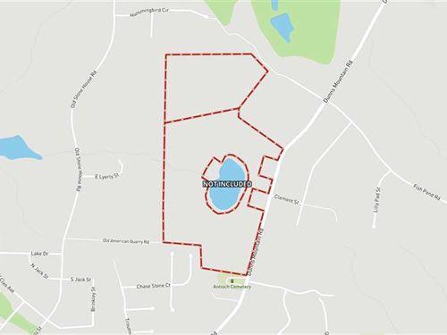 74 Acres in Salisbury, Rowan CO : Salisbury : Rowan County : North Carolina